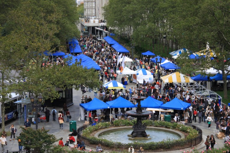 Travel-Trip-Brooklyn Book Festival